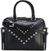 Diesel studded shoulder bag