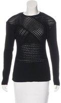 Yohji Yamamoto Wool Knit Sweater
