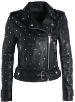 Oakwood Leather jacket black