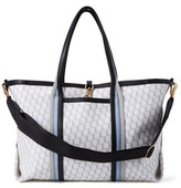 Pierre Hardy Canvas Cube Tote