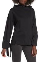 J.o.a. Women's Tie Sleeve Sweater