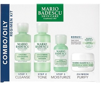 Mario Badescu Combination/Oily Regimen Kit