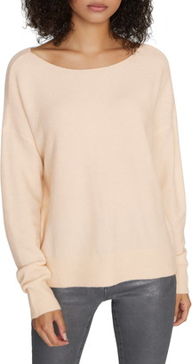 Sanctuary Chill Out Ballet Neck Sweater