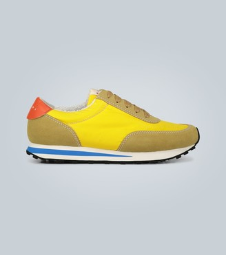 Marni Chunky colorblocked sneakers