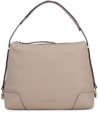 Michael Kors Crosby Leather Shoulder Bag