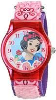 Disney Kids' W001966 Snow White Analog Display Analog Quartz Watch