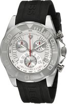 Swiss Legend Men's 18010-02 Tungsten Chronograph Dial Watch