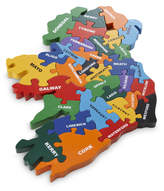 Wood Like To Play Handmade Wooden Map Of Ireland Puzzle