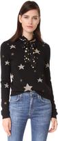 RED Valentino Star Sweater