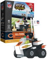OYO Sports Chicago Bears Buildable ATV 4-Wheeler with Mascot