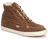 Superdry WINTER BOAT CHUCKER-BOOT TAN / Suede