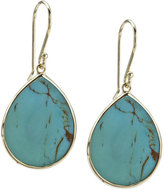 Ippolita Turquoise Slice Earrings, Small