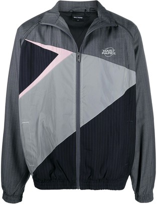 Daily Paper Colour-Block Track Jacket