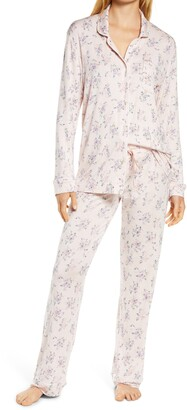 Papinelle Soft Kate Floral Print Pajamas
