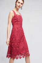 Hd In Paris Mulberry Cross-Back Dress