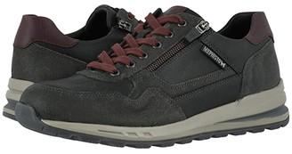 Mephisto Bradley (Dark Grey/Black/Burgundy) Men's Shoes