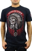 Affliction Men's Thunderfoot T-Shirt L