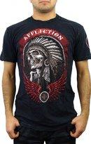 Affliction Men's Thunderfoot T-Shirt XXL