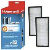 Honeywell HEPAClean Air Purifier Replacement Filter 2 Pack