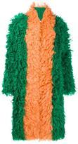 Gucci knitted coat - women - Mohair/Polyamide/Wool/Silk - XS