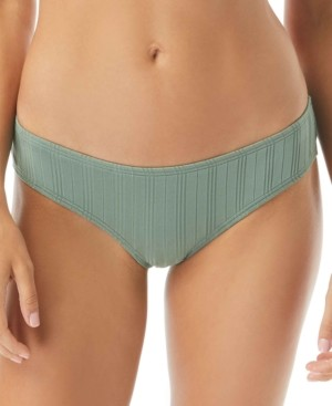 Vince Camuto Ripple Effect Cheeky Bikini Bottoms Women's Swimsuit