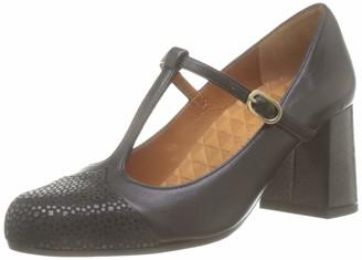Chie Mihara Women's Munyeca T-Bar Heels Black (Danko Negro Goya Negro Nilo Negro Negro) 9 UK