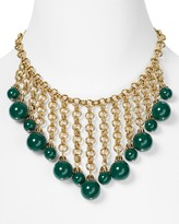 Milly Penelope Statement Necklace, 15 & #034;