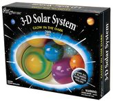 Great Explorations Glow-in-the-Dark 3D Solar System Kit