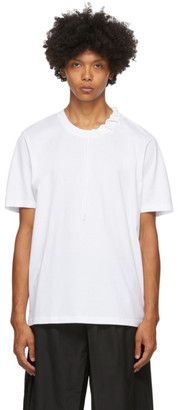 Craig Green White Laced T-Shirt