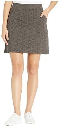 Toad&Co Samba Luna Skirt (Black) Women's Skirt
