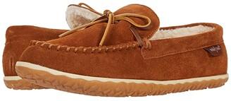 Minnetonka Taft (Brown) Men's Shoes