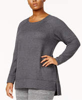 Alfani Plus Size Pajama Tunic, Created for Macy's