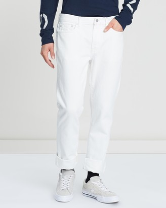 Outerknown Drifter Tapered Fit Jeans