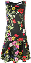 Blugirl sleeveless floral mini dress