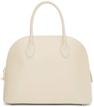 The Row White Lady Bag