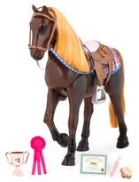 Our Generation Horse - Thoroughbred (Poseable)