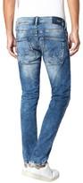 Pepe Jeans Jean stretch droit, effet dlav