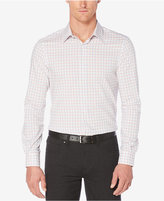 Perry Ellis Men's Non-Iron Check Shirt