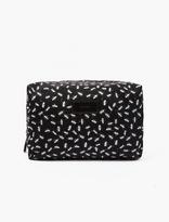 Paul Smith Black Ant-motif Wash Bag