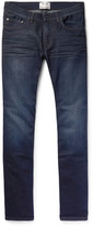 Acne Studios Ace Oreo Slim-fit Stretch-denim Jeans