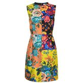 Diane von Furstenberg Patch Shift Dress