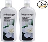 Bodycology Pure White Gardenia Moisturizing Body Lotion (Pack of 2)
