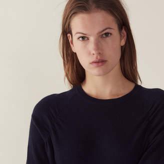 Sandro Long-Sleeved Wool Sweater