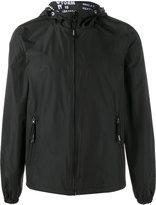 Kenzo reversible hooded jacket