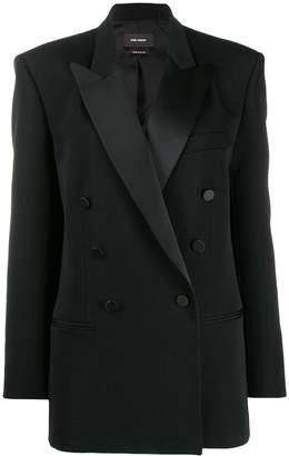 Isabel Marant Peagan double-breasted blazer