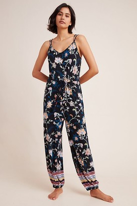 Anthropologie Luka Jogger Jumpsuit