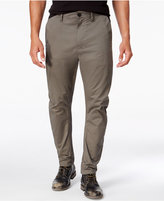 G Star Men's Bronson Tapered Flat-Front Chinos