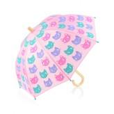 Hatley HatleyGirls Silly Kitties Umbrella