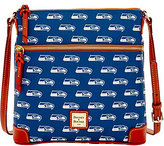 Dooney & Bourke As Is NFL Seahawks Crossbody