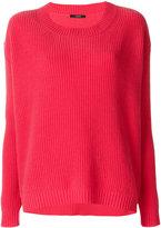 Odeeh ribbed jumper - women - Virgin Wool - 34
